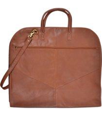 royce garment bag suitcase in genuine leather