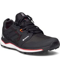 terrex agravic gore-tex trail running shoes sport shoes outdoor/hiking shoes svart adidas performance
