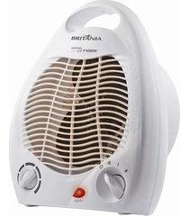 aquecedor de ambiente elétrico britânia ab1100n - 110 volts