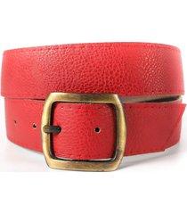 cinturón rojo la vie est belts