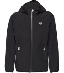 hmlnora jacket outerwear softshells softshell jackets zwart hummel
