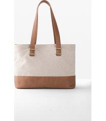borsa shopper (beige) - bpc bonprix collection