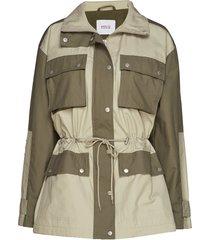 enbarsta jacket 6638 outerwear jackets utility jackets groen envii
