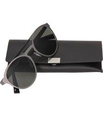okulary dreamer srebrny