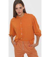 camisa naranja nano egipto