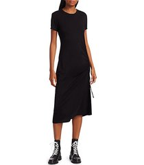 ina ruched dress
