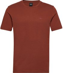 lecco 80 t-shirts short-sleeved brun boss