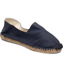 laze espadrillos sandaletter expadrilles låga blå laze