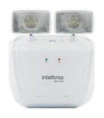 bloco de iluminação p/ emergência intelbras 4635200 bla 2000 cinza