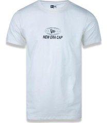 camiseta manga curta street taste global off white new era - masculino