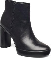 shape sculpted motion 75 shoes boots ankle boots ankle boot - heel svart ecco