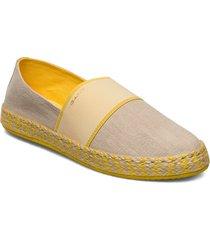 raffiaville espadrille sandaletter expadrilles låga gul gant