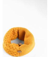 sciarpa ad anello in maglia (arancione) - bpc bonprix collection