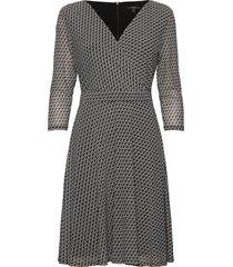 dresses knitted korte jurk grijs esprit collection