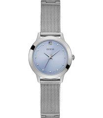 reloj guess chelsea/w1197l2 - plata