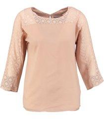 vero moda blouse shirt 3/4 mouw