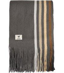 bufanda gris mistral premium sixto 4