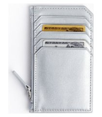 royce new york zippered credit card case