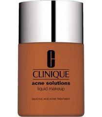base liquida anti-blemish solutions liquid makeup clinique fresh amber