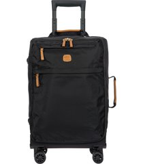 bric's x-bag 21-inch spinner carry-on - black
