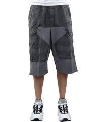 stone island bermuda trousers