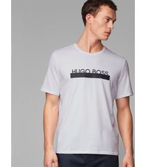 hugo boss pyjama t-shirt - wit