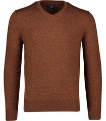 pullover bruin gemeleerd state of art