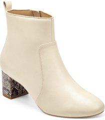 aerosoles women's clayton block heel boot women's shoes