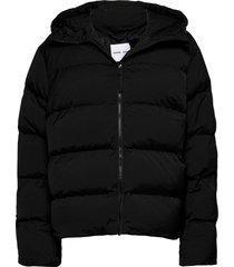 sera jacket 12891 gevoerd jack zwart samsøe samsøe