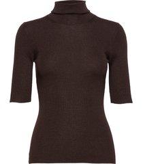 leenda r.regal wool t-shirts & tops knitted t-shirts/tops brun theory
