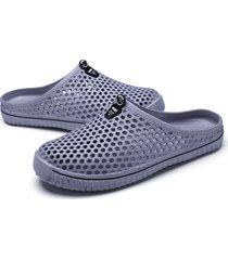 nest shoes parejas transpirables zapatillas lover 's sandalia