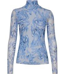 jodi t-shirts & tops long-sleeved blauw baum und pferdgarten