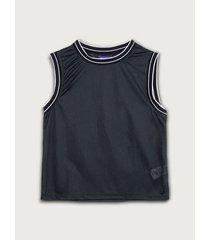 camiseta sisa malla para mujer freedom 01810