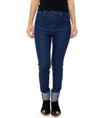 jean azul byh jeans lithops