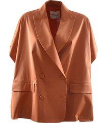 short sleeveless jacket