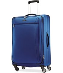 "closeout! samsonite x-tralight 25"" softside check-in spinner, created for macy's"