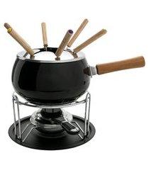 aparelho de fondue ollon 11 peças - home style