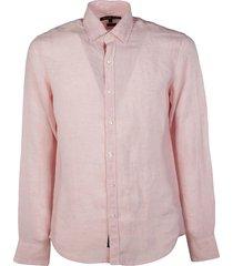 michael kors chambray casual shirt