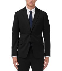 armani exchange men's slim-fit solid suit jacket separate