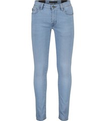 broek 5-pocket lichtblauw tramarrossa leonardo