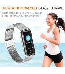 reloj inteligente y8 androd ios ips toque pantalla-blateado