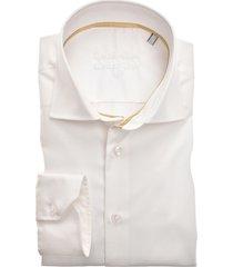 mouwlengte 7 ledub overhemd off white