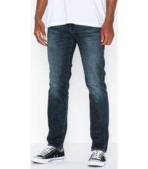 levis 511 slim fit durian super tint jeans blå