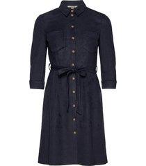 dresses woven kort klänning blå esprit casual