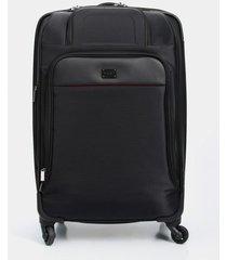 maleta ejecutiva lona por cuero 24 niza