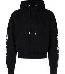 heron preston hoodie hp brush