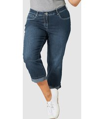 jeans amy straight cut dollywood blauw
