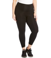 plus size women's karen kane crop leggings