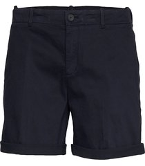 saclea-d shorts chino shorts blå boss