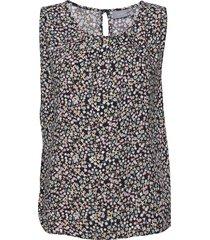 byisole sl top - t-shirts & tops sleeveless svart b.young